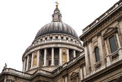 Catedral de San Pablo en Londres, Reino Unido Imágenes de archivo libres de regalías