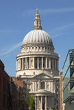 Catedral de San Pablo, Londres Imágenes de archivo libres de regalías