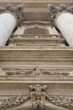 Catedral de San Peter em Roma (Italy) Fotos de Stock