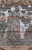 Catedral de San Salvador, Oviedo ( Spain ) Stock Image
