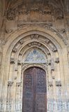 Catedral de San Salvador, Oviedo ( Spain ) Stock Photography