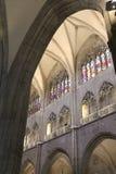 Catedral De San Salvador, Oviedo, Spanien Stockbild