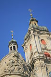 Catedral de Sankt Gallen Imagem de Stock