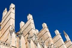 Catedral de Santa María de Palma Royalty Free Stock Image
