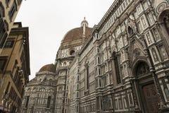 Catedral de Santa María del Fiore, Florencia Fotografía de archivo libre de regalías
