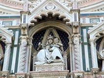 Catedral de Santa María del Fiori Imágenes de archivo libres de regalías