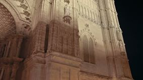 Catedral de Santa Mar Palma de Mallorca archivi video