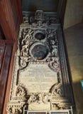 Catedral de Santa Maria Assunta dos di de Cattedrale de Lecce Puglia, Itália Foto de Stock Royalty Free