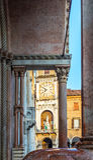 Catedral de Santa Maria Assunta e San Geminiano de Modena, em Emilia-Romagna Italy Imagens de Stock Royalty Free