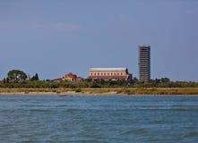 Catedral de Santa Maria Assunta en Torcello, Italia Imagen de archivo libre de regalías