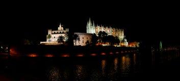 Catedral de Santa Maria de Palma, Espanha Foto de Stock Royalty Free