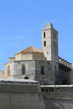 Catedral de Santa Maria in Ibiza Royalty Free Stock Images