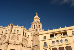 Catedral de Santa Maria, Murcia Imagem de Stock Royalty Free