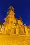 Catedral de Santa Maria in Pamplona Royalty Free Stock Photo