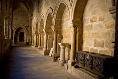 Catedral de Santa Maria of Plasencia. Spain Stock Images