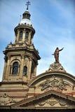 Catedral de Santiago Royalty Free Stock Photography
