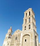 Catedral de Santiago a Saltillo, Messico Immagine Stock Libera da Diritti