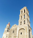 Catedral de Santiago in Saltillo, Mexico Royalty Free Stock Image