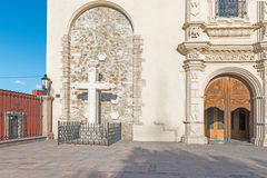 Catedral de Santiago in Saltillo, Mexico Stock Photography