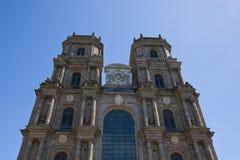 Catedral de Santo-Pedro - Rennes fotos de archivo