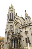 Catedral de Santos Royalty Free Stock Photography