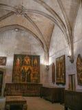 Catedral de Seu del La en Palma de Mallorca Imagenes de archivo