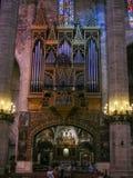 Catedral de Seu del La en Palma de Mallorca Imagen de archivo