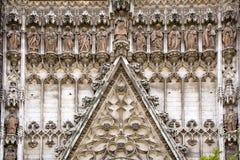 Catedral de Sevilha imagens de stock royalty free