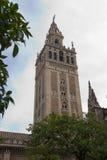 Catedral de Sevilha imagem de stock royalty free