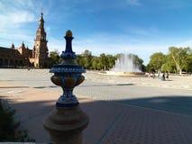 Catedral de Sevilla, Andalucía, España En abril de 2015 Imagenes de archivo