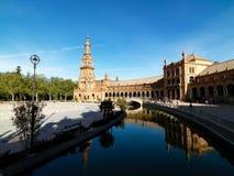 Catedral de Sevilla, Andalucía, España En abril de 2015 Foto de archivo