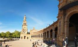 Catedral de Sevilla, Andalucía, España En abril de 2015 Fotografía de archivo