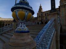 Catedral de Sevilla, Andalucía, España En abril de 2015 Imagen de archivo libre de regalías