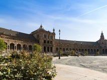 Catedral de Sevilla, Andalucía, España En abril de 2015 Fotografía de archivo libre de regalías