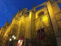 Catedral de Sevilla Stock Photo