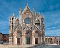 Catedral de Siena Imagen de archivo
