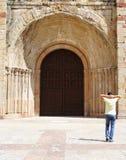 Catedral de Siguenza, Espanha Imagens de Stock Royalty Free