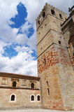 Catedral de Siguenza, Espanha Fotos de Stock