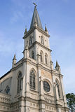 Catedral de Singapore CHIJMES foto de stock royalty free