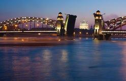 Catedral de Smolny imagem de stock royalty free
