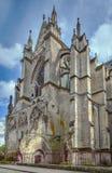 Catedral de Soissons, França Fotografia de Stock Royalty Free