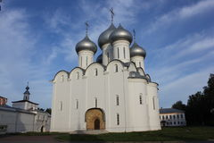 Catedral de Sophia Fotos de Stock Royalty Free