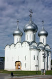 Catedral de Sophia de Saint, Vologda, Rússia Fotos de Stock Royalty Free