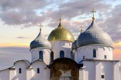 Catedral de Sophia del santo Foto de archivo