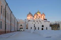 Catedral de Sophias del santo Foto de archivo