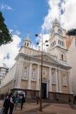 Catedral de Sorocaba Imagenes de archivo