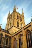 Catedral de Southwark Imagenes de archivo