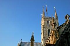 Catedral de Southwark Fotografia de Stock