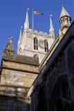 Catedral de Southwark en Londres Fotografía de archivo