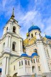 Catedral de Spaso-Preobrazhensky A cidade de Bolkhov Imagens de Stock Royalty Free